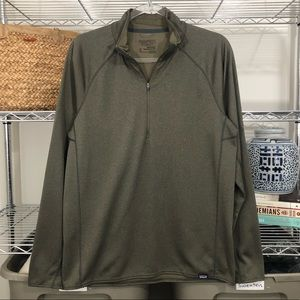 PATAGONIA | midweight capilene baselayer pullover